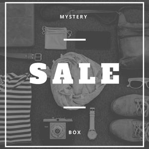 Mystery box - up to 14 items